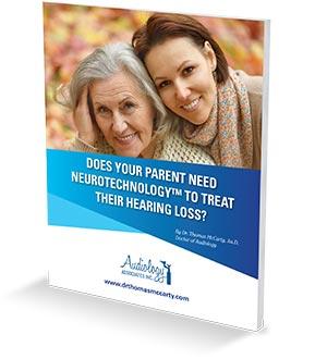 neurotechnology treat hearing loss