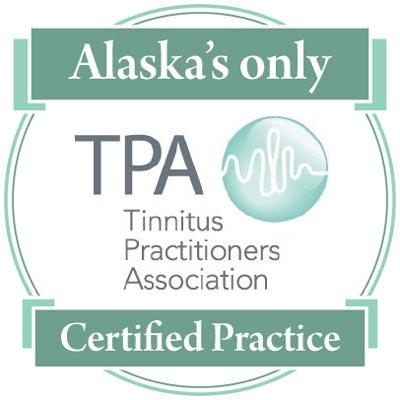 alaskas only tinnitus tpa-certified practice